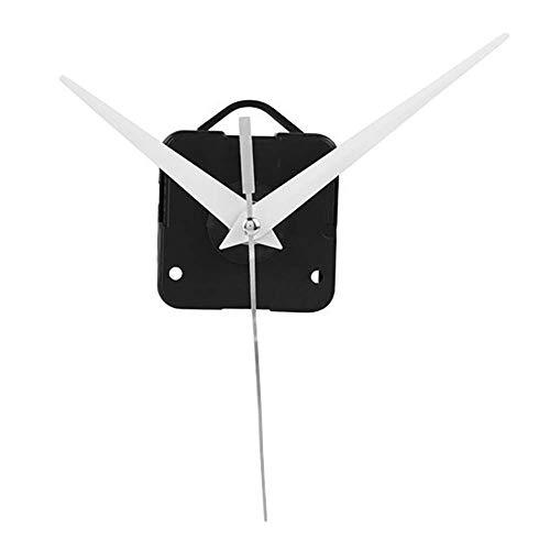 Ogquaton - Mecanismo de cuarzo para reloj de pulsera con manecillas blancas, práctico y popular