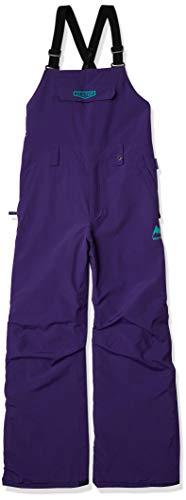 Burton Kids Skylar Bib, Parachute Purple, Small