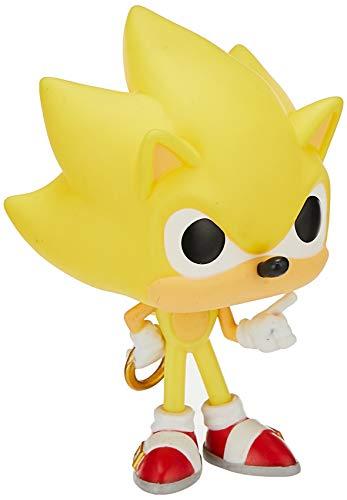Funko Super Sonic - Figura Multicolor, 20326