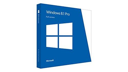 Windows 8-1 Pro - Licence - 1 PC - OEM - 32-64-bit- sans support - francais