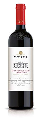 6x 0,75l - 2017er - Zonin - Montepulciano d'Abruzzo D.O.C. - Abruzzen - Italien - Rotwein trocken