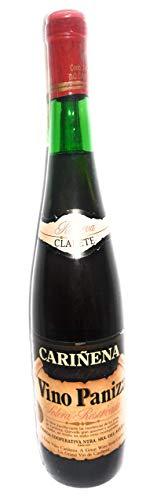 Cariñena Vino Paniza Solera Reserva 1966 Clarete. Spanischer wein