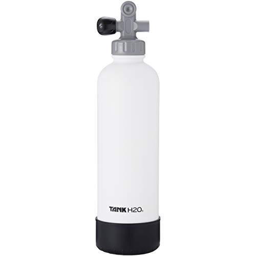 TankH2O Scuba Tanque de vacío Botella con Material Aislante