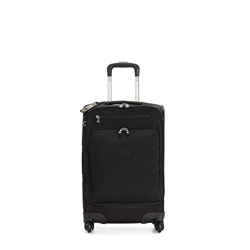 Kipling Youri Spin 55 Small Luggage Black Noir