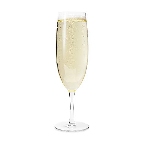 Big Betty Extra Large Champagne Flute Glass, Holds a Whole Bottle of Champagne