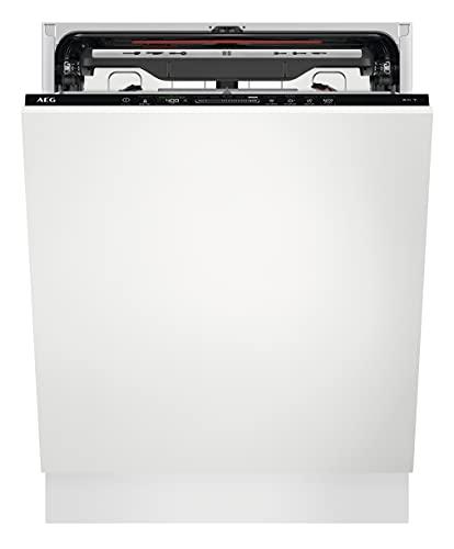 AEG ProClean Lavastoviglie Integrata Totale, Tecnologia MaxiFlex, 15 Coperti, 60 cm