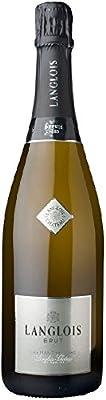 Langlois Chateau Cremant de Loire Brut Sparkling Wine Loire NV 75 cl