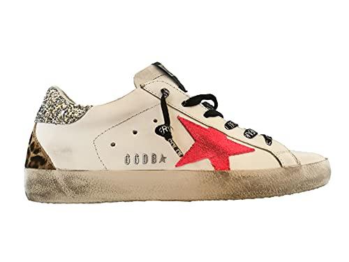 Golden Goose Scarpe Donna Sneaker Superstar Vintage GWF00102.F000249.10255 (Numeric_39)