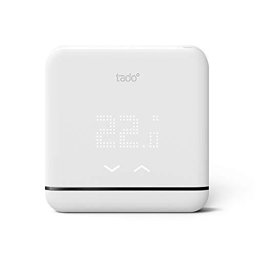 tado° Controllo Climatizzazione Intelligente V3+ - facile installazione fai da te, Progettato in Germania