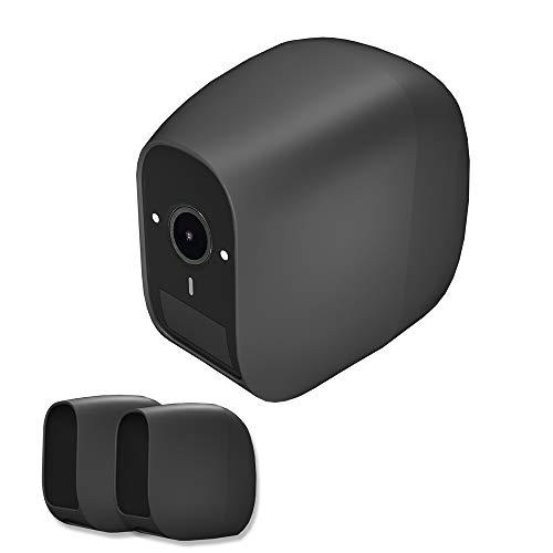 Holaca - Custodia in silicone compatibile con sistema di telecamere di sicurezza domestica EufyCam E, impermeabile, in morbido silicone leggero e resistente, per fotocamera eufyCam E
