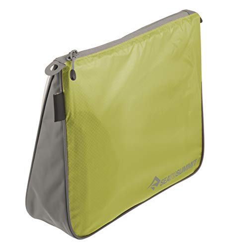 Sea To Summit Zie Pouch Large Lime/Grey