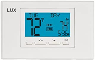 Lux Products TX9100U Universal 7-Day Programmable Thermostat by Lux