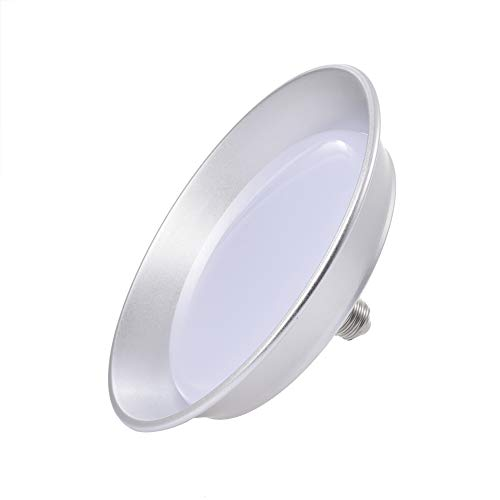 AIJU E27 UFO lamp D6 220V LED High Bay Light for Gymnasium Basketball Court Workshop Warehouse Factory High Shed Courtyard