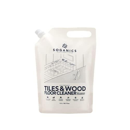Soganics Eco-Friendly Tile and Hardwood Multi-Surface Floor...