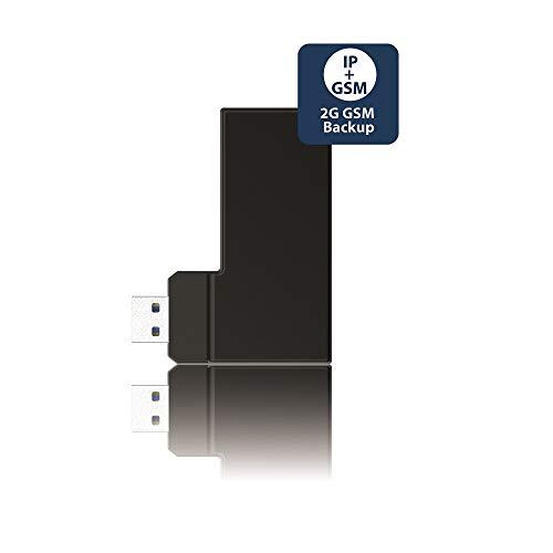 Blaupunkt 2G GSM Dongle DG2-PRO, GSM Zusatzmodul für Blaupunkt Q-Pro IP-Alarmanlagen, sichere Duale Alarmierung, exklusiv kompatibel mit der Q-Pro6600, Q-Pro6300 und der Blaupunkt Q-Pro Alarmzentrale