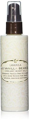 Lavanila Vanilla Bean Creamy Body Oil, 3.4 Ounce by Lavanila