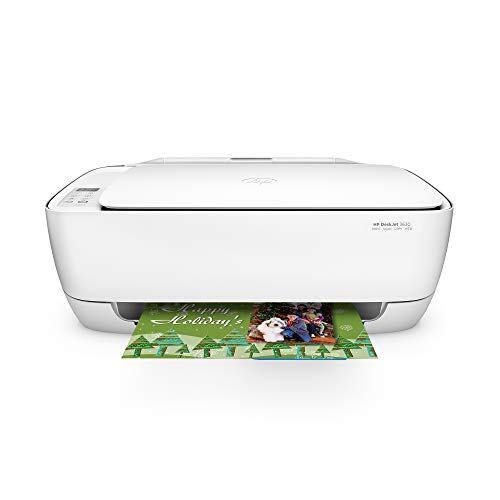 HP DeskJet 3630 Color Inkjet All-in-One Printer (F5S57A#B1H)