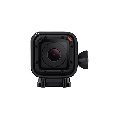 GoPro HERO4 Session - Videocámara Deportiva (12 MP, Wi-Fi, Bluetooth, Sumergible hasta 40 m), (versión Inglesa/Francesa)