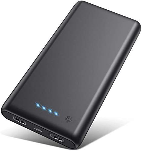 Portable Charger 26800mAh 2020 Upgrade High Capacity Power Bank Ultra Compact External Battery product image
