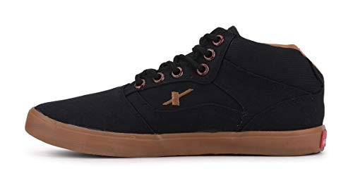 Product Image 3: Sparx Men's SC0282G Black Tan Sneakers 6