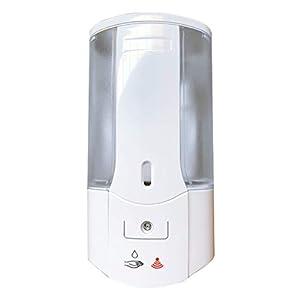 TGRTY Dispenser di Sapone Liquido Dispenser Touchless Automatic Soap Dispenser a Parete Sapone Pompa Scuole Domestica Cucina Bagno Hotel Dispenser di Sapone Dispenser di lozione