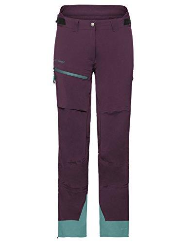 VAUDE Damen Hose Back Bowl Pants II, fuchsia, 36, 41168