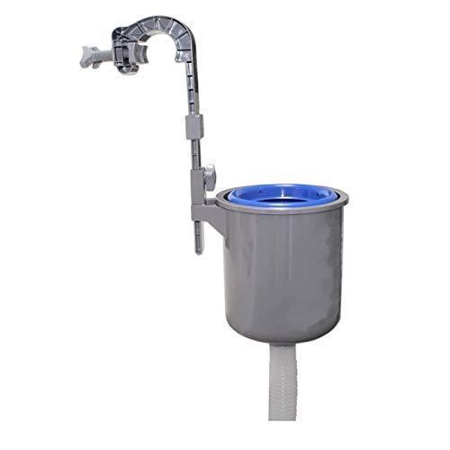 CNOP Zubehör-Set für Schwimmbecken, Oberflächenskimmer, Staubsauger, Pool-Schmutzfangbehälter, Pool-Reinigungswerkzeug, Ersatz