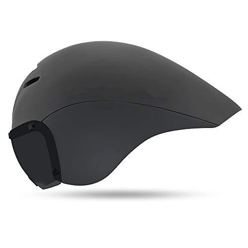 Bestsoon - Casco Protector para Motocicleta, Casco para Bicicleta de Carretera, Carrera,...