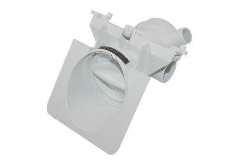 Bauknecht Waschmaschine Filterpumpe. Original-Teilenummer 481248058105 C00314625