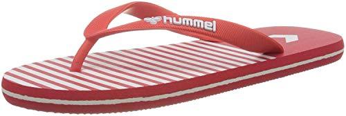 Hummel Unisex-Erwachsene HML FLIP FLOP, Rot (High Risk Red 3953), 36 EU