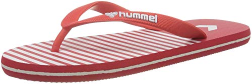 Hummel Unisex-Erwachsene HML FLIP FLOP, Rot (High Risk Red 3953), 43 EU