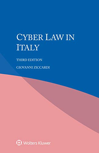 Cyber Law in Italy (English Edition)