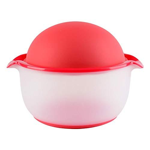 YQUC Messen Praktische Granatapfel Schäler Küche Frucht-Gemüse-Zubehör Werkzeuge Home Küchen Getriebe Artikel Stuff Produkt Gadgets Supplies Glücklicherweise (Color : Red)
