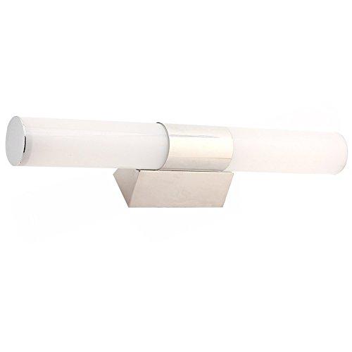 MCTECH 8W LED Spiegelleuchte bad Wandleuchte Badlampe Schranklampe Spiegelschrank Spiegellampe...