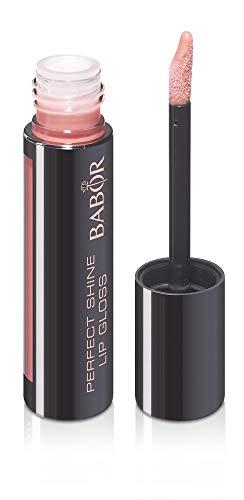 BABOR Perfect Shine Lip Gloss, 03 Silk, 1er Pack (1 x 4 ml)
