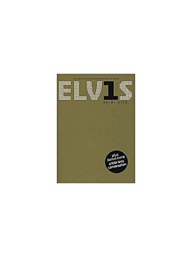 Elvis: 30 Number 1 Hits (PVG). Für Klavier, Gesang & Gitarre(mit Griffbildern)