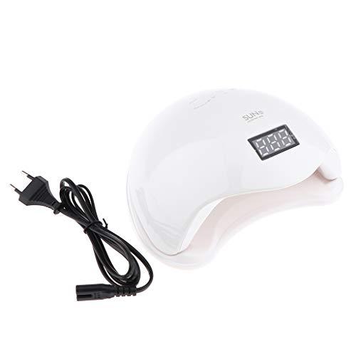 MERIGLARE Dessiccateur 3 De Dessiccateur UV De Clou De Sonde UV De 48W Réglant La - blanc, 21 x 18cm