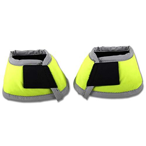 WALDHAUSEN Reflex Hufglocken, neon gelb, WB, neon gelb