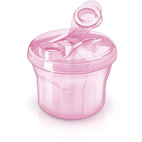 Philips-Avent - Dosatore di latte in polvere, colore: Rosa