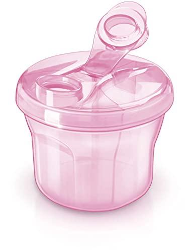 Philips Avent - SCF135/07 - Doseur de lait en poudre rose