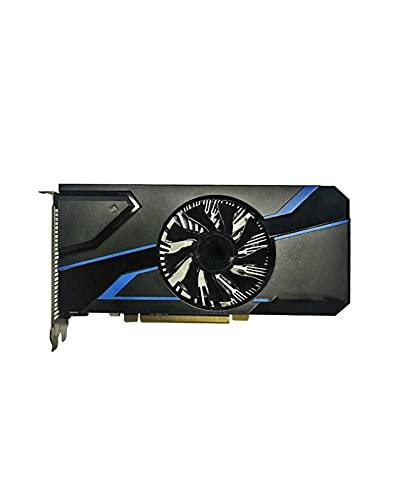 GUOQING Sistema de refrigeración sin Ventilador Fit For Sapphire R7 250 Tarjeta gráfica de 1GB Fit For AMD Radeon R7 Series R7-250 1G GDDR5 R7250 HDMI DVI DDR5 Tarjetas de Video PC Gaming Usado