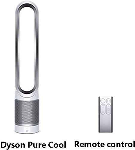 Ting Sin aspas del Ventilador de refrigeración del Ventilador eléctrico de la Torre sin aspas Los Iones Negativos del Filtro de Aire 0623: Amazon.es: Hogar