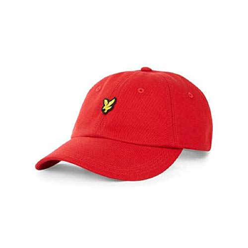 Lyle & Scott Cotton Twill Baseball Cap voor heren