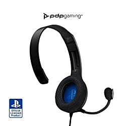 powerful PDP Gaming LVL30 Headset for Wired Chat – PlayStation 4, 051-107 – PlayStation 4