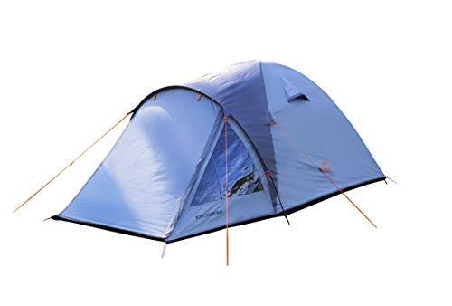 2-3 persoons tent, koepeltent, camping, outdoor, met vuilvanger en permanente ventilatie Ws 2.000 mm