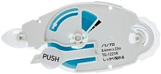 プラス テープのり ノリノプロ しっかり貼れる 詰替 TG-1221R