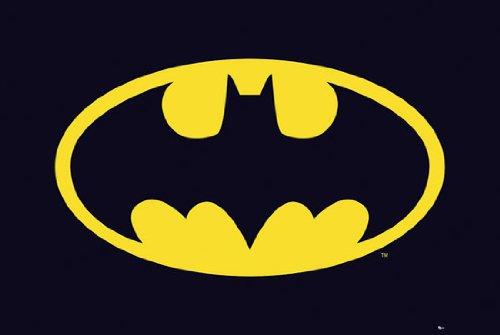 ポスター バットマン/ロゴ FP-2089