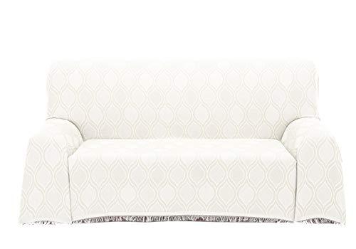 Cardenal Textil Roma Foulard Multiusos, Crudo, 230x290 cm