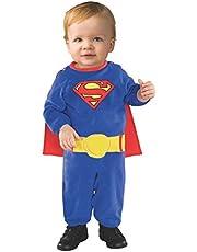 Desconocido Disfraz de Superman para bebé