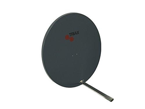 TVTech 110cm satellite Dish for Sky, Freesat, Arabsat, Polsat, Hotbird, Eurosat, Astra 1& 2